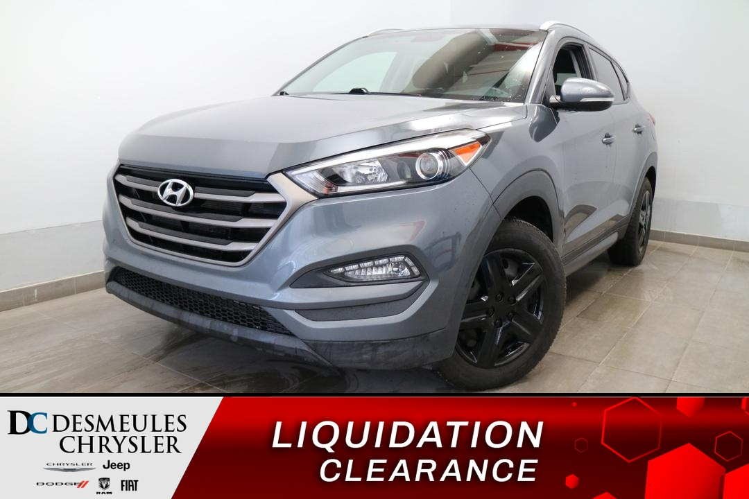 Hyundai Tucson 2016 SE AWD * AIR CLIMATISE * CAMERA DE RECUL * CR