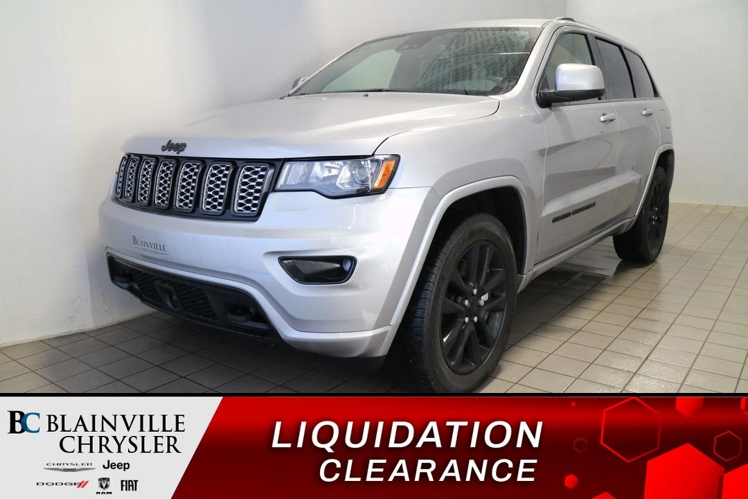 Jeep Grand Cherokee 2021 Altitude * Int. CUIR & SUEDE *
